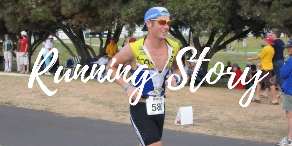 Starting My Running Story