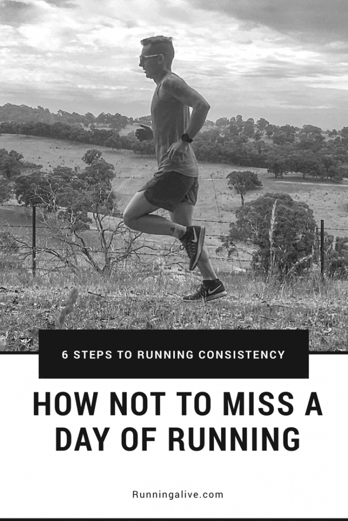 6 Steps To Running Consistency