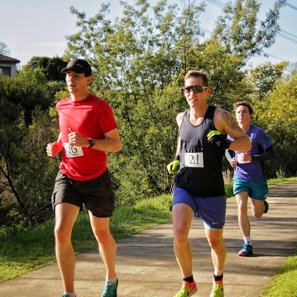 Coburg Half Marathon Coburg Harriers Jason Montfort