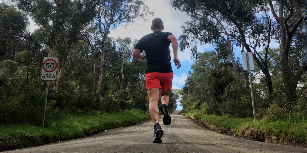 Find That Running Feeling: Training Log
