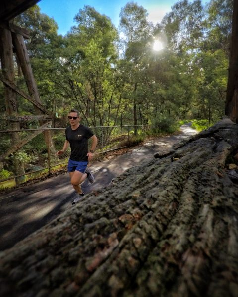 Base Training For 100km Trail Race