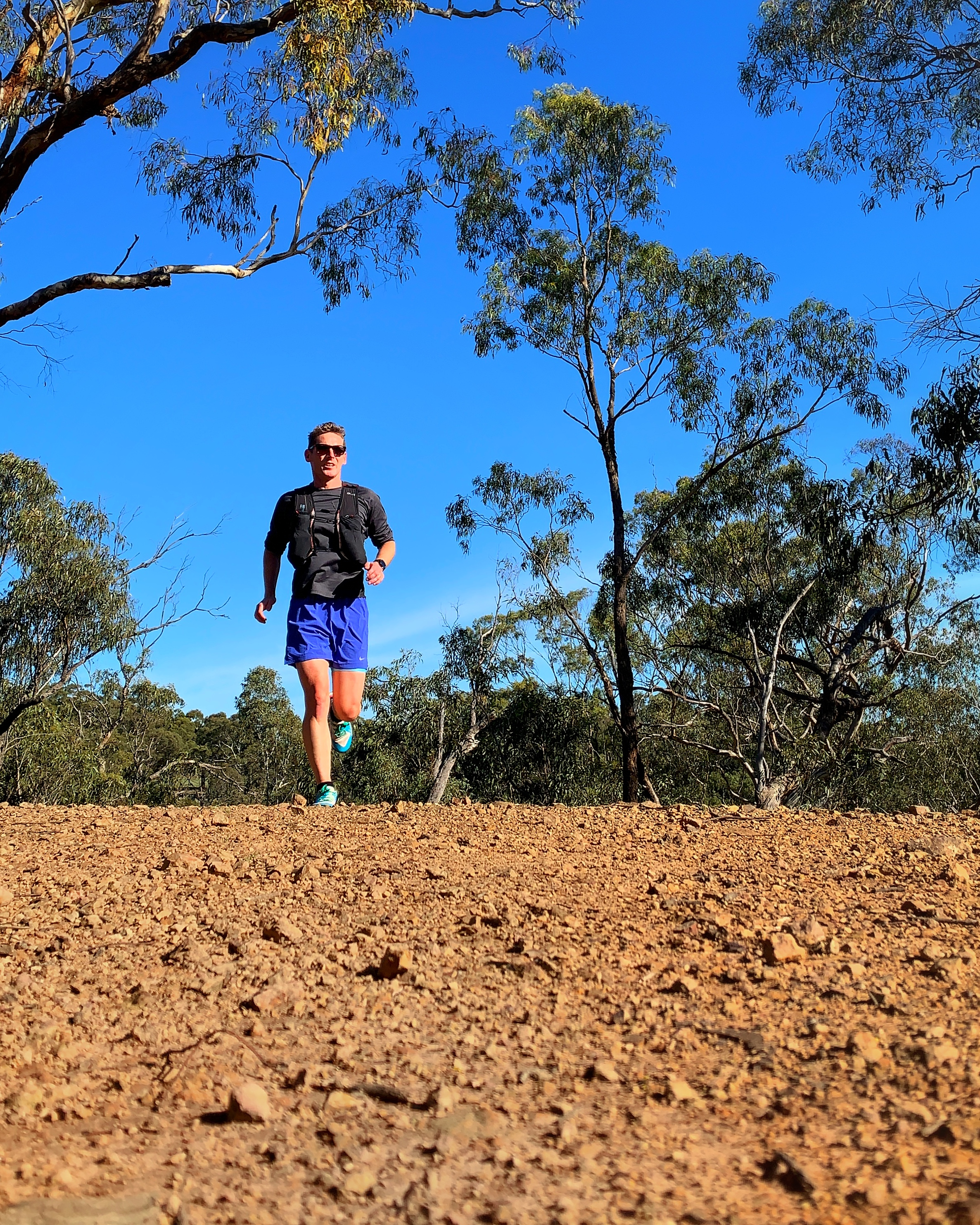 Tempo Run For 100km Trail Race