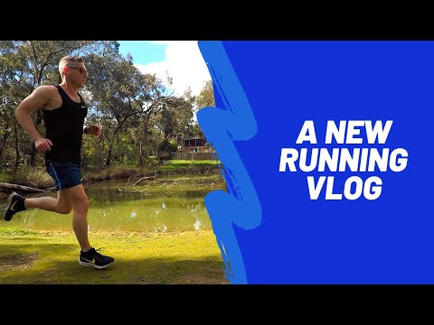 running vlog - running vlogger