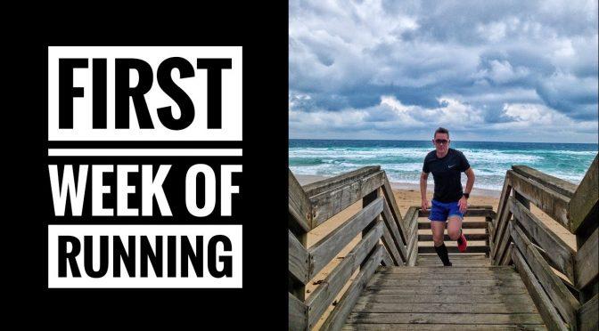 First Week Of Run Training At Cape Woolamai