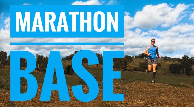 Marathon Base Training : Training during restrictions